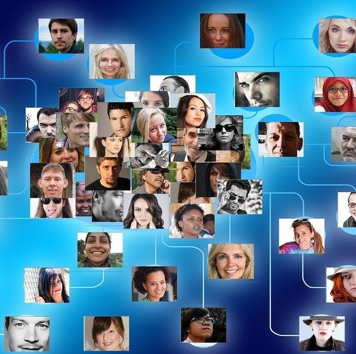 Redes sociales quantum
